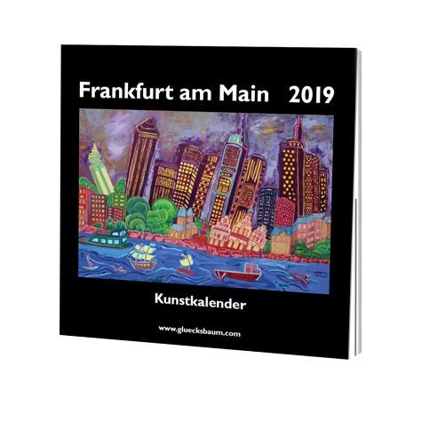 Kunstkalender Frankfurt am Main 2019 - Q15 Tisch