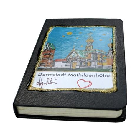 "Notizbuch - Motiv ""Darmstadt Mathildenhöhe"""